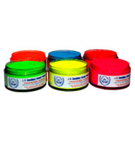 Magnetic Fluorescent Fingerprint Powder